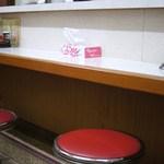 とくみ - (2013-3-8)カウンター席