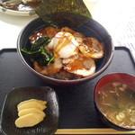 アザリア - チャーシュー丼