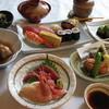 弥七 - 料理写真:鮨会席3,500円コース(税込)