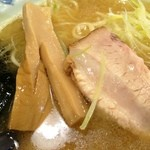 麺屋蕪村 - 具あっぷ 蕪村