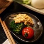 麺屋酒家 鉄風 - 自家製肉味噌