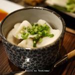 麺屋酒家 鉄風 - 海老水餃子