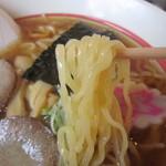 17708550 - 麺アップ