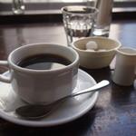 トリトンカフェ - セットのコーヒー