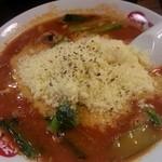 17708911 - 太陽のチーズ麺。¥830。