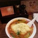 17708915 - 太陽のチーズ麺。¥830。