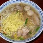 ラカントーン - 麺は普通