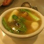 木蘭 - 五目スープ