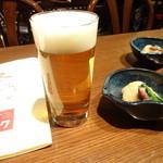 バール ダイコク - 生ビール