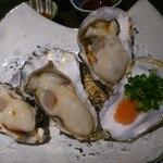旬彩料理 てん - 生牡蠣