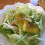 17716856 - ランチセットのサラダ