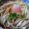 さぬきうどん 天霧 - 料理写真:温玉うどんW(冷)