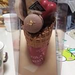 17717476 - チョコレートパフェ
