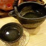 北海うまいもの処 庄や - 日本酒:開運 特別純米