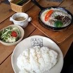 遊木民族 - 煮込みハンバーグ1