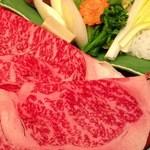 17720123 - すき焼き定食