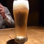 ごち - 生ビール スーパードライ