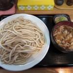 うどんのこいけや - 肉汁うどん特盛¥750