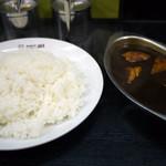 デリー - カシミールご飯大盛~☆