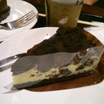 スターバックス・コーヒー - チーズとクッキーのコラボ