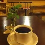 cafe ZANPANO - コロンビアの中深煎り ¥400-