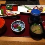 海鮮の國 波奈 - 西京焼き定食