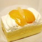 梅月堂  - シースケーキ♪とても有名ですよね^^