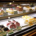 梅月堂  - 可愛いケーキ♡