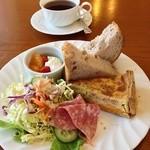 カフェ シャコンヌ - 料理写真: