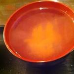 17725197 - エリンギのスープ