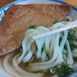 兼平屋 - 麺アップ 素朴な味でした。