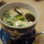 築地ビッグ寿司 - 茶碗蒸し