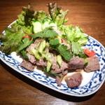 17727593 - ヤム・ヌア (牛肉のサラダ)