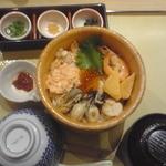 四六時中 - 広島産牡蠣おひつごはん