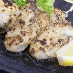17728360 - 牡蠣のバター焼き