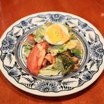 エコ ロロニョン - 2013.3 レンズ豆のサラダ