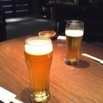 九良右ェ門 - まずビール