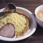 極麺 小次郎  - 琉球つけ麺(えび塩)