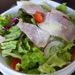 PIZZA SALVATORE CUOMO - 【イタリアンサラダ(単品価格¥500)】