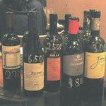 ヌーボラ - ワインの瓶