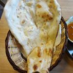 インディアンカレーレストラン ラドウニ - Aランチ(ナン)