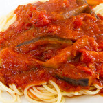 Spaghetti House Bear - 料理写真:ツナとベーコン。<2013_03>