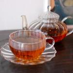 スマイルファームキッチン - 料理写真:紅茶420円(ランチとセットで200円)