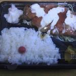 あづま - 料理写真:チキン照りマヨ弁当