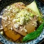 大陸麺本舗 - 大陸叉焼麺850円
