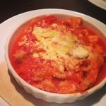 クアデラ - トリッパのトマト煮込み