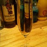 17737520 - スペイン産の泡。