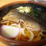 海鮮堂 - 料理写真:名物、にしんうどん