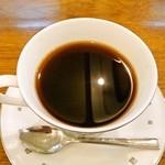 珈琲 矢の - ブレンドコーヒー