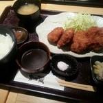 17738578 - ヒレかつ膳(940円)